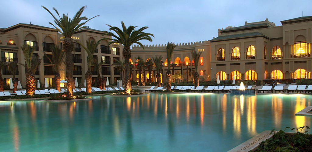 Mazagan Beach Resort, pool
